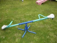 CHAD VALLEY CHILDS SEESAW