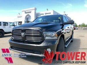 2016 Ram 1500 Sport - HEATED SEATS & NAVIGATION