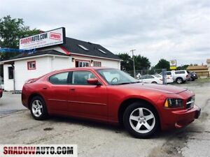 2010 Dodge Charger SXT, low kms, leather, well maintained, cars