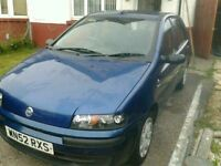 2002 Fiat punto