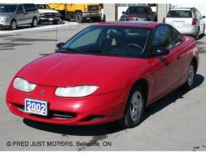 2002 Saturn SC1 3Dr Coupe