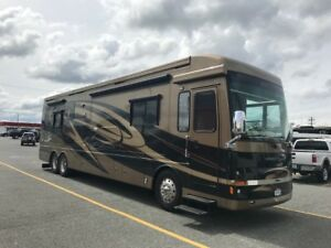 2011 NEWMAR MOUNTAIN AIRE 4314 LUXURY CLASS A DIESEL MOTORHOME