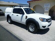 2011 Ford Ranger PK XL (4x2) White 5 Speed Automatic Dual Cab Pick-up South Nowra Nowra-Bomaderry Preview