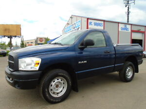 2008 Dodge Power Ram 1500 SPORT-4X4-REGCAB-4.7L V8-CLEAN TRUCK