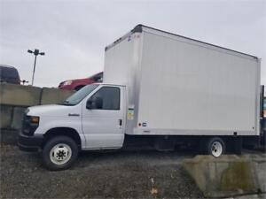 2016 Ford E-450 Commercial Cargo Truck