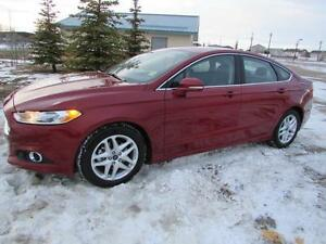 2015 Ford Fusion SE **LEATHER-ECOBOOST**