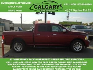 2015 Ram 1500 Laramie Limited *$99 DOWN EVERYONE APPROVED*
