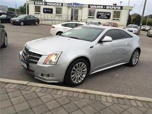 2011 Cadillac CTS Coupe Base   - Certified - $174.15 B/W