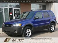 2006 Ford Escape XLT 4x4 **ONLY 138,000 KM**