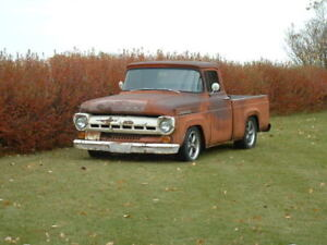 LOOKING FOR 1957-1960 FORD /MERCURY F100 PICKUP