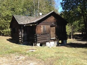 Log Cabin For Sale- Cabin Only, no Land Included, Must be Moved