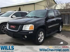 2005 GMC Envoy SLT | LEATHER | SUNROOF | 4WD