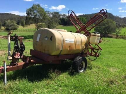 Farm Machinery Clearance