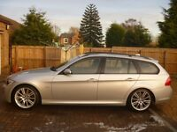 BMW 330d M Sport Touring full leather
