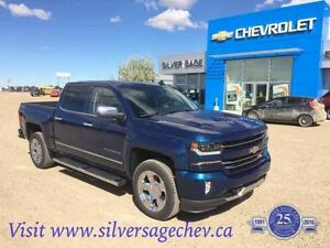 2017 Chevrolet Silverado 1500 420 HP 6.2L V8 Loaded 4WD