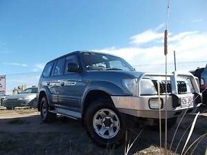 1999 Toyota LandCruiser Wagon Mount Louisa Townsville City Preview