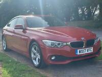 2017 17 BMW 4 SERIES 2.0 420D SE GRAN COUPE 4D 188 BHP DIESEL