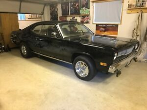 1970 Plymouth Duster 4 Speed 340CI