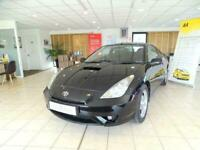 2005 Toyota Celica 1.8 VVTi 3dr Coupe - 1 Former Owner