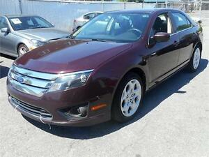 FORD FUSION SE 2011 ( BLUETOOTH, TOIT OUVRANT, AUTOMATIQUE )