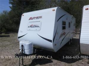 2010 VIKING APEX 24QB TRAVEL TRAILER FOR SALE* VERY CLEAN!
