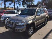 2003 Toyota Landcruiser Prado GRJ120R GXL Gold 5 Speed Manual Wagon Gepps Cross Port Adelaide Area Preview