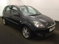 2006 Ford Fiesta Ghia AUTOMATIC 1.6, FULL SERVICE HISTORY, 1 Previous Owner