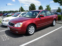 2006 FORD 500 3.0LV6 FULLY LOADED WAS RUNNING  GREAT