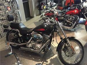2004 SOFTAIL STANDARD - GET ON THE HIGHWAY ON THIS CLASSIC