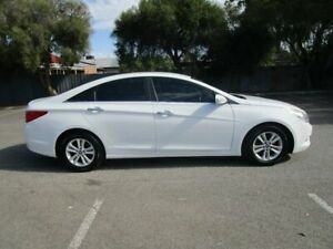 2011 Hyundai i45 YF MY11 Active 6 Speed Automatic Sedan Clearview Port Adelaide Area Preview