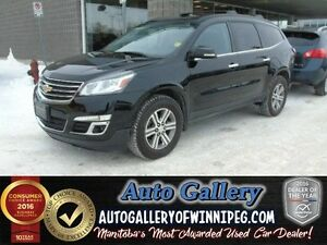 2016 Chevrolet Traverse LT *AWD/ROOF