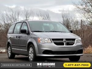 2014 Dodge Grand Caravan SXT AIR CLIMATISE BIZONE CRUISE