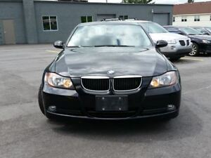 2008 BMW 3 SERIES 323i SPORT-LEATHER-SUNROOF-ONE OWNER-95K