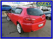 2007 Alfa Romeo 147 MY06 JTD Red 6 Speed Manual Hatchback Penrith Penrith Area Preview