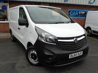 2014 64 USED VAUXHALL VIVARO 1.6CDTI ( 115PS ) 2014.5MY 2700 L1H1