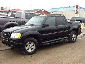 2005 Ford Explorer Sport Trac XLT 129KMS $7995 1831 SK AVE