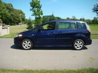 2007 Mazda Mazda5,  Saftied, Etested and Warrantied