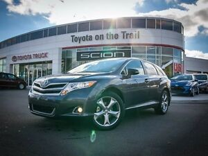 2013 Toyota Venza AWD, V6, Touch Screen, Alloy Rims, Bluetooth,