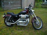 Beautiful Harley Sportster in excellent condition