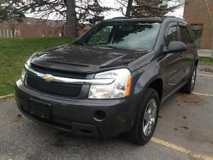 2008 CHEVROLET EQUINOX TEAM CANADA EDITION, LOW KM, 1 OWNER