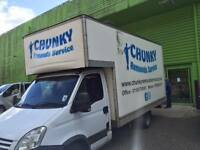 Professional Removals/Man & Van/House Clearance/Cleaning Service/Storage ---24/7