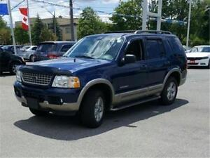 2004 Ford Explorer Eddie Bauer 7 Pass   Leather   Heated Seats