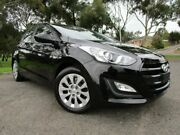 2015 Hyundai i30 GD3 Series II MY16 Active Black 6 Speed Sports Automatic Hatchback Old Reynella Morphett Vale Area Preview
