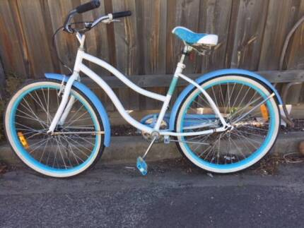 Mens or womens cruiser bike - Refurbished. Port Melbourne Port Phillip Preview