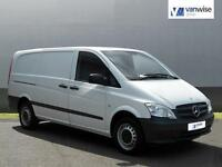 2014 Mercedes-Benz Vito 113 CDI Diesel white Manual