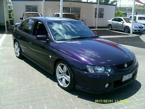2004 Holden Commodore VY II SS Purple 4 Speed Automatic Sedan Coopers Plains Brisbane South West Preview