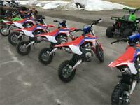 New RXF Open 125cc  AT Casselman Performance Ottawa Ottawa / Gatineau Area Preview