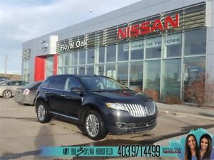 2013 Lincoln MKX AWD ** Leather and Navigation **