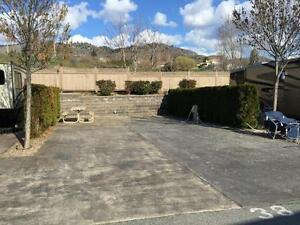 RV LOT for sale at Walton's Mountain RV Park in Osoyoos