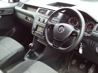 Volkswagen Caddy C20 2.0 Tdi Bluemotion Tech 102Ps Highline Van DIESEL (2016)